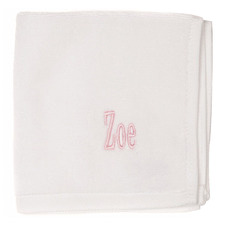 Snow Personalised Cotton Face Towel