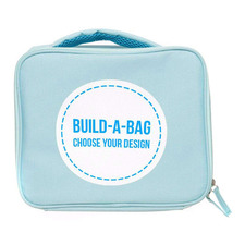 Kids' Mint Build-A-Bag Personalised Lunch Bag