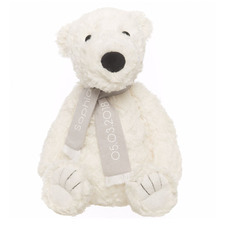 Kids Personalised Plush Polar Bear