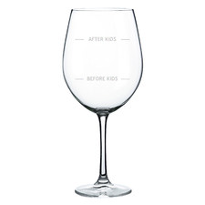 Lockdown 745ml Wine Glass