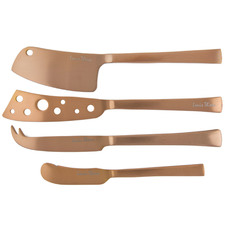 4 Piece Belle Cheese Knife Set