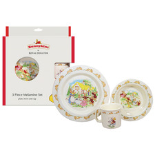 Kids' 3 Piece Bunnykins Dinnerware Set