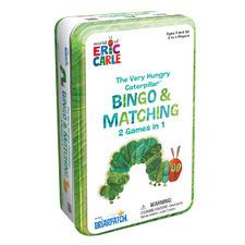 The Very Hungry Caterpillar Bingo & Matching Card Game
