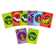 Crazy 8 Card Game Set