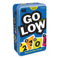 University Games Go Low Board Game