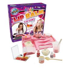 Lip Balm Factory Science Kit