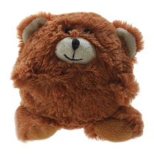 Brown Bear Dog Toy