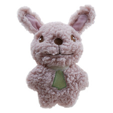 Rabbit Plush Dog Toy
