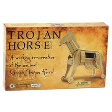 Science & Nature Trojan Horse 3D puzzle