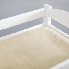 Merino Mini Reversible Australian Merino Wool Cradle Liner
