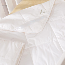 Merino Mini Australian Merino Wool All Seasons Cot Quilt