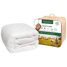 Eco Luxe Australian Wool Summer Quilt
