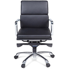 Fisher Lite Faux Leather Executive Chair