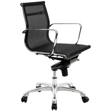 Osiris Mesh Back Aluminium Base Executive Chair