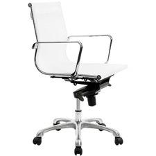 Osiris Mesh Back Aluminium Base Executive Chair
