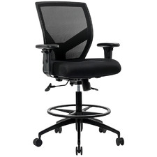 Vasco Mesh Back Drafting Chair