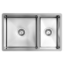 Vande Steel 1 & 1/4 Kitchen Sink