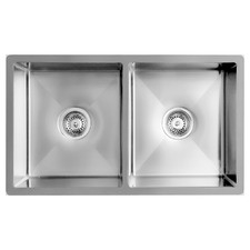 Vande Steel Double Kitchen Sink