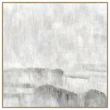 Emotion B Framed Canvas Wall Art