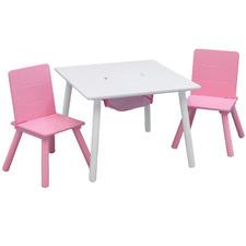 Kids 2 Seater MySize Table & Chair Set