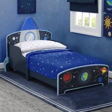 Delta Children Blue Space Adventures Toddler Bed