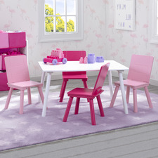 Delta Children Kids' 4 Seater Table & Chairs Set