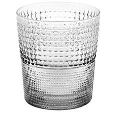 Clear IVV Speedy 280ml Glass Tumblers (Set of 6)