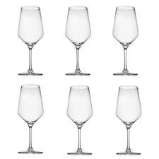 IVV Tasting Hour 365ml White Wine Glasses (Set of 6)