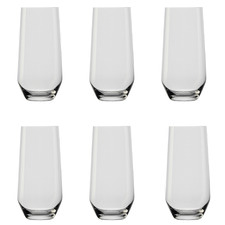 IVV Tasting Hour 390mll Highball Wine Glasses (Set of 6)