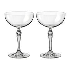 1815 Champagne 170ml Cocktail Glasses (Set of 2)
