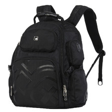 Black Swiss Travel Backpack