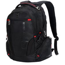 50cm Black Swiss Travel Backpack