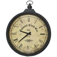 Colonial 1870 Wall Clock
