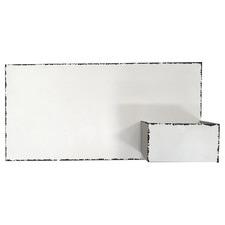 30 x 60cm Metal Wall Planter