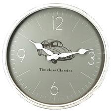 78cm Grey Timeless Classics Volkswagen Wall Clock