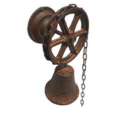 Chain & Wheel Doorbell