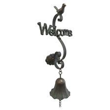 Welcome Bird Doorbell