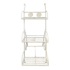 Trolley Metal Plant Stand
