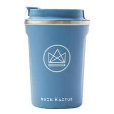Neon Kactus 380ml Stainless Steel Coffee Mug