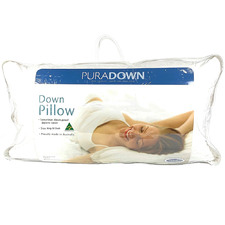 50% Duck Down King Pillow