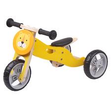 Kids' 2-in-1 Lion Mini Bike