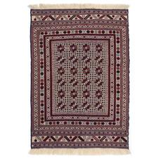 Havilah Hand-Woven Wool-Blend Kilim Rug