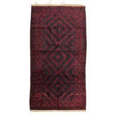 Vintage Style Hiyan Wool Balouchi Rug