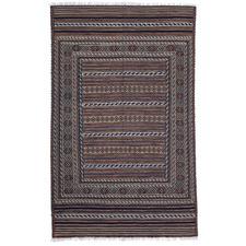 Mushwani Hand-Knotted Wool Rug