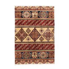 Gulab Hand-Knotted Wool Chobi Rug