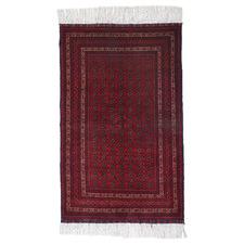 Khowaja Roshani Hand-Knotted Wool Rug