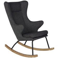 Quax Deluxe Upholstered Rocking Chair