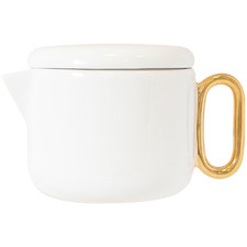 Ivory Celine Luxe 550ml China Teapot