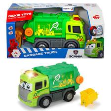 Kids' Happy Garbage Truck