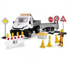 Kids' Playlife Traffic Control Construction Vehicle Set